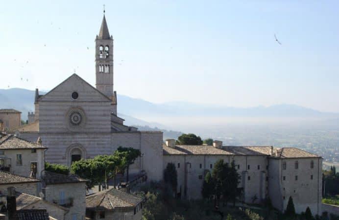 Una Peregrinación por Italia : Roma y Asís