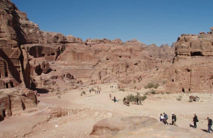 Peregrinar a Jordania