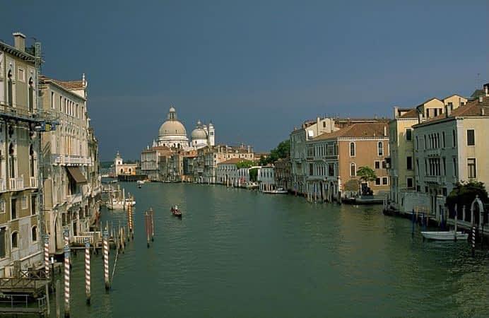 En Padua, Venecia y Verona