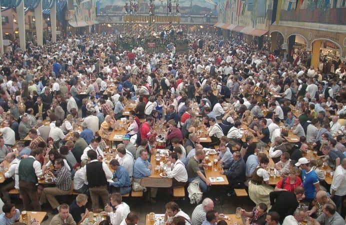 Munich y la fiesta de la cerveza
