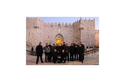 Las Puertas de Jerusalén