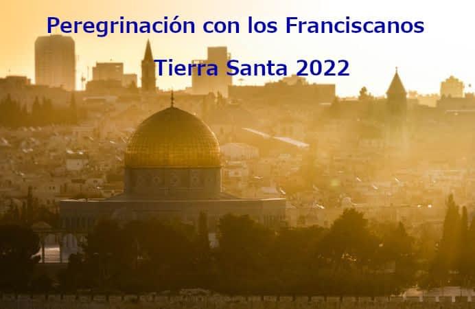 Peregrinación Tierra Santa con los franciscanos, febrero 2002