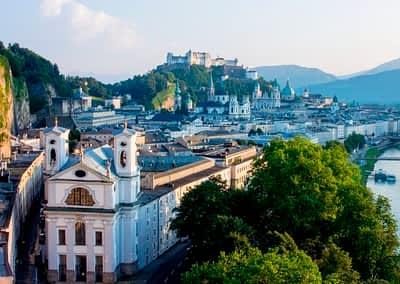 VIAJE A SUIZA, AUSTRIA, ALEMANIA