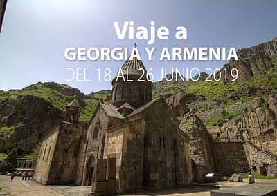 VIAJE A  GEORGIA Y ARMENIA DEL 18 AL 26 JUNIO  2019