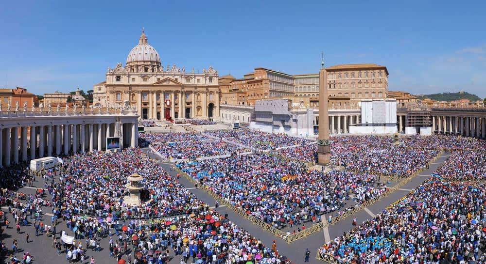 Peregrinar a Roma en el Año de la Misericordia