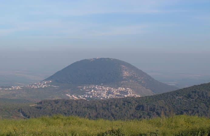 El Monte Tabor