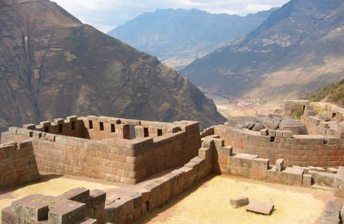 Peru , en el Valle sagrado de los Incas