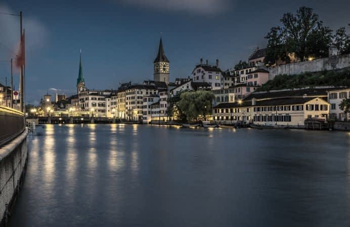 Por tierras de Suiza