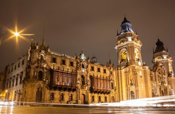 Lima, la Ciudad de los Reyes