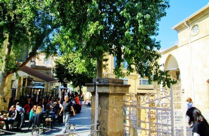 Descubriendo Nicosia